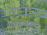 Clementoni 31408 - Museum Collection 1000 pz. Monet Lo Stagno delle ninfee cm 67,7x47,7