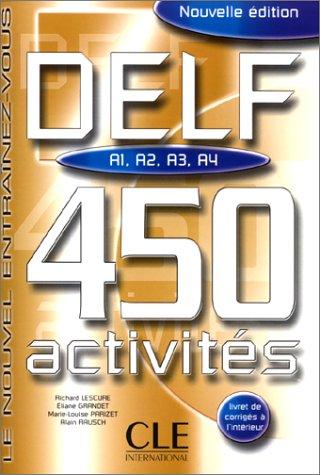 DELF A1, A2, A3, A4, nouvelle édition