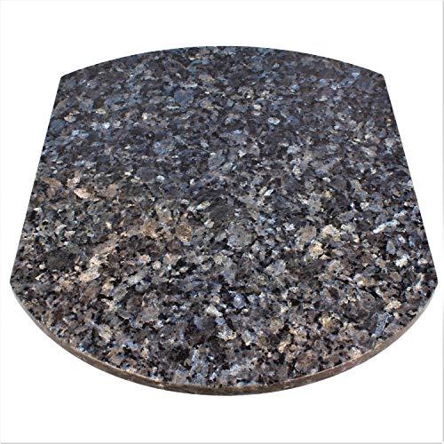 MULTIGLEITER Multi Patins® Granit Blue Pearl Mult igleit Planche pour Le Thermomix® TM5et TM31, Lubrifiant Planche, Cuisine Patins