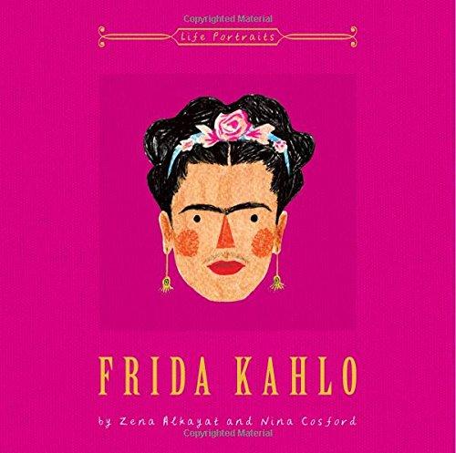 Frida Kahlo par Zena Alkayat