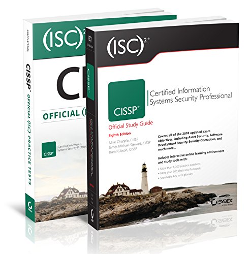 (isc)2 Cissp Certified Information Systems Security Professional Official Study Guide, 8e & Cissp Official (Isc)2 Practice Tests, 2e por Mike Chapple