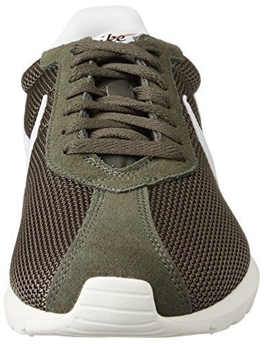Nike Herren Roshe Ld-1000 Laufschuhe, Schwarz Braun (Cargo Khaki / White-Sail-Black)