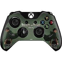 """XboxOne Custom UN-MODDED Controller """"Exclusive Design - Ataque En Titán Logo """""""