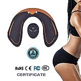 Ems Hips Trainer, Masseur stimulateur des muscles de la hanche avec 6 modes et 10...