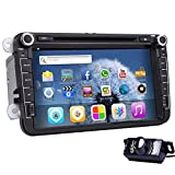 Android 4.2 Car DVD Player 8 pollici doppio din precipitare capacitivo HD schermo...
