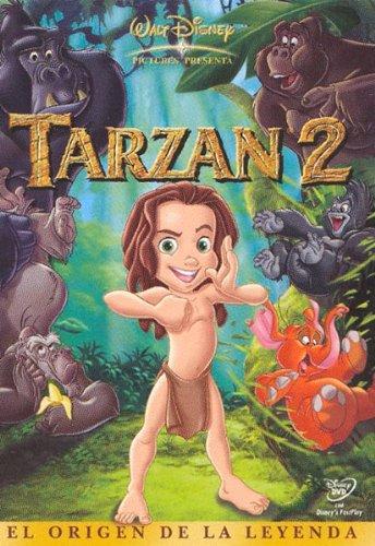 Tarzán 2 [DVD]