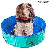 Speed Hunde Pool Tiere Pool tragbar robust und robust 80/120/160cm