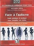 Face à l'autisme : Guide juridique et pratique pour connaître vos droits