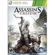 Ubisoft 52723 Assassins Creed 3 Game Software f-r die Xbox 360
