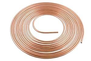 Connect 31136 Tube en cuivre 6,35 mm x 7,6 m