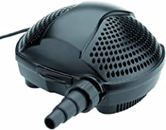 Filter- und PondoMax Eco