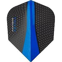 HARROWS Retina Dart Flights–10Sets (30)–100micron Extra Stark–Standard–dunkelblau