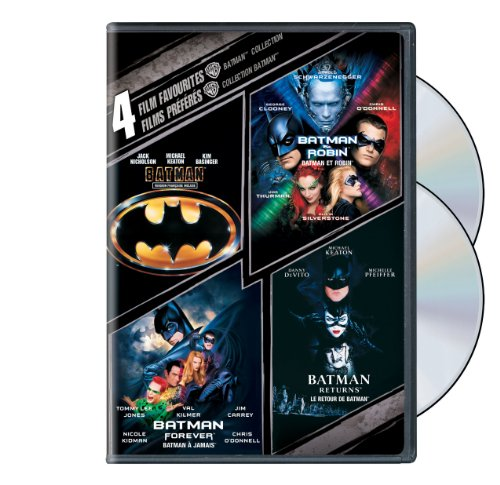 4 Film Favorites Batman Collection