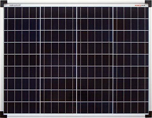 & # x2022; Busch Bare solar 4celdas de alta calidad de Trina solar & # x2022; 90cm de largo 4mm² cable solar con MC4conector premontado & # x2022; conectado con certificación TÜV & # x2022; Superficie De Vidrio solar de vidrio tem...