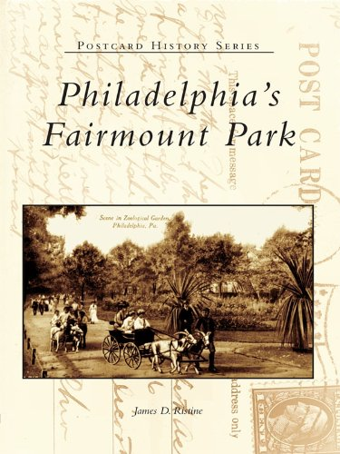 ount Park (Postcard History Series) (English Edition) ()