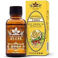 Dewin Ingweröl - Plant Therapy Lymphdrainage Ingwer Öl Körperpflege, 100% natürlich preisvergleich bei billige-tabletten.eu