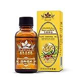Dewin Ingweröl - Plant Therapy Lymphdrainage Ingwer Öl Körperpflege, 100% natürlich
