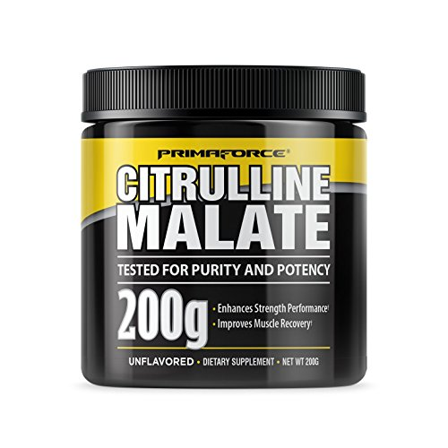 51GNkzOd2rL. SS500  - Primaforce Citrulline Malate, 200 g P2176