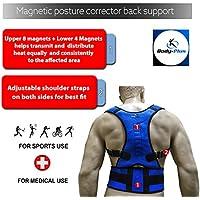 magnetisch haltungskorrekturbandage Schulter Lendenwirbelstütze Gürtel Brace preisvergleich bei billige-tabletten.eu