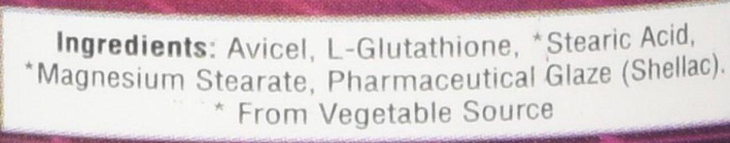HealthAid L-Glutathione 250mg – 60 Tablets