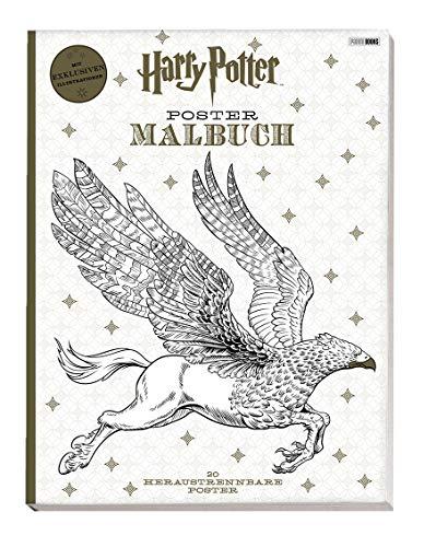 Harry Potter Postermalbuch (Potter Malen Harry)