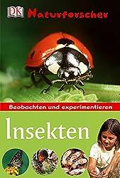 Insekten: Beobachten und experimentieren