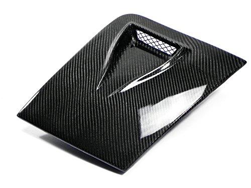 Carbon Fiber Scheinwerferblenden belüftet Air Duct Tunnel ersetzen Ersatz Einsatz Montage 1LHS für Mazda Miata MX5MX-5NA 1989-1997Roadster Hardtop zweitürig - Duct Carbon