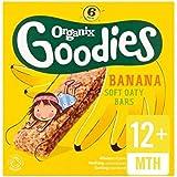 Organix Barre De Céréales Goodies Banane 6 X 30G - Paquet de 6