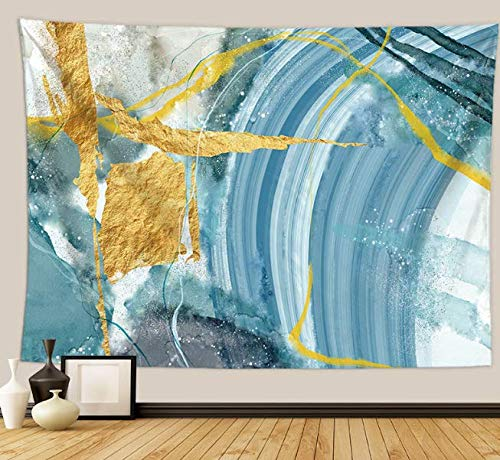 HJLHFD Wanddekoration wanddekor Tapisserie wandtuch Decke böhmischen wohnkultur marmor Teppich dekor Schlafzimmer Dekoration 150 * 200 cm