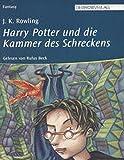 Harry Potter und die Kammer des Schreckens, 8 Cassetten (Tl.2) Sonderausgabe