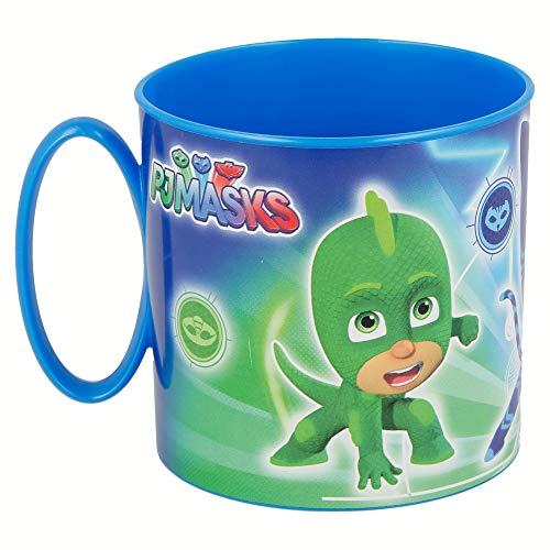 Tasse compatible micro-ondes 265 ml Motif Pyjamasques