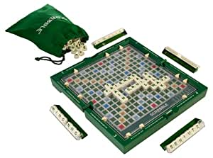 Travel Scrabble (New Version): Amazon.de: Spielzeug