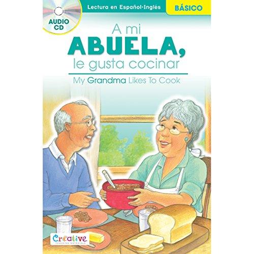 pbs-publishing-papel-creative-materiales-didacticos-spanish-english-libro-con-cd-my-grandma-le-gusta