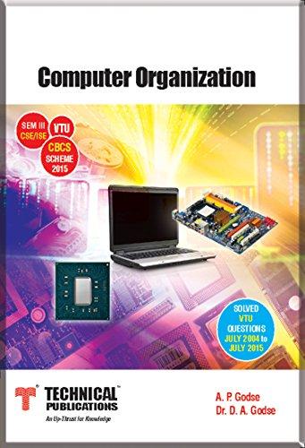 Computer Organization for VTU ( Sem-III CSE / ISE CBCS Scheme 2015...