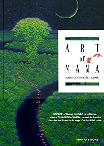 Art of Mana Edition simple One-shot