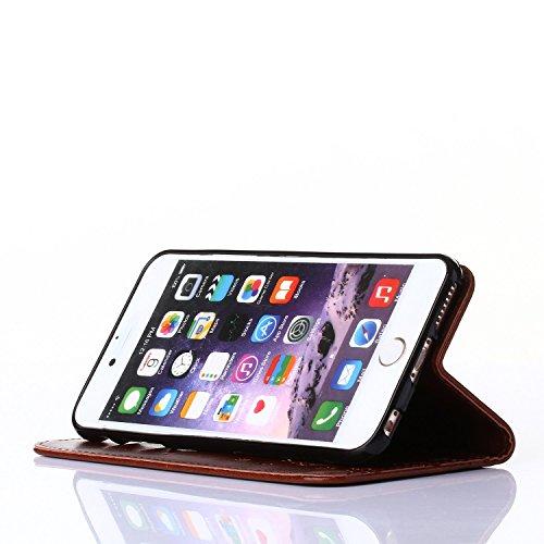 iPhone SE Hülle Leder,iPhone 5S Hülle Glitzer,iPhone 5 Hülle Schwarz,iPhone SE Leder Handy Tasche Wallet Case Flip Cover Etui für iPhone 5S,EMAXELERS Ledertasche im Brieftasche für iPhone SE 5 5S Tasc E Pure 7
