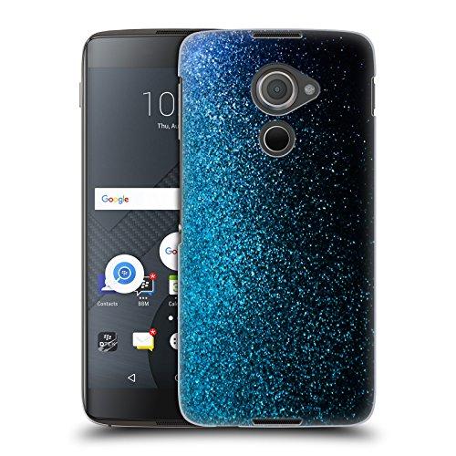Head Case Designs Offizielle Monika Strigel Ozean Blau Magische Lichter Ruckseite Hülle für BlackBerry DTEK60