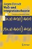 Maß- und Integrationstheorie (Grundwissen Mathematik)