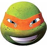 Star Cutouts–stsm198–Máscara–Ad. Michelangelo–Tortuga Ninja la nueva generación–Talla única