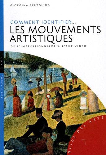 Comment identifier les mouvements artistiques de l'impressionnisme à l'art vidéo par Giorgina Bertolino