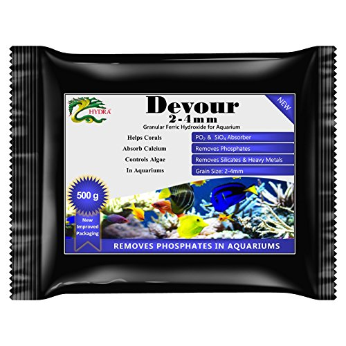 hydra-devour-500g-grain-size-20-40mm-balance-and-controls-phosphate-and-silicate-in-fish-tank-aquari