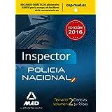 Inspectores del Cuerpo Nacional de Policía. Temario: Inspector de Policía Nacional. Temario Volumen 2 Ciencias Jurídicas