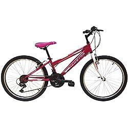 "New Star bulnes Bicicleta BTT 24"", Niñas, m"