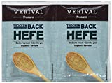 Verival Backhefe - 10er Pack (10 x 18 g Beutel)