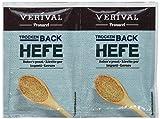 Verival Backhefe - 10er Pack (10 x 18 g Beutel)