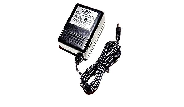 MyVolts 7.5V EU-Netzteil kompatibel mit Brother P-Touch 1830 Etikettendrucker