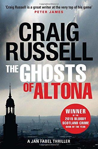 The Ghosts of Altona (Jan Fabel 7)