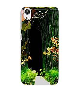HTC DESIRE 626 + FOREST Back Cover by PRINTSWAG
