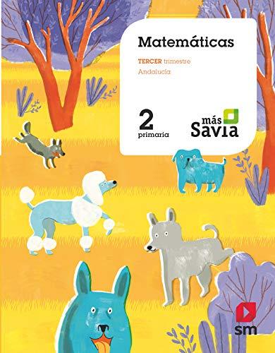 Matemáticas 2 Primaria Más Savia Andalucía