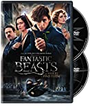 Fantastic Beasts and Where to Find Them (DVD)